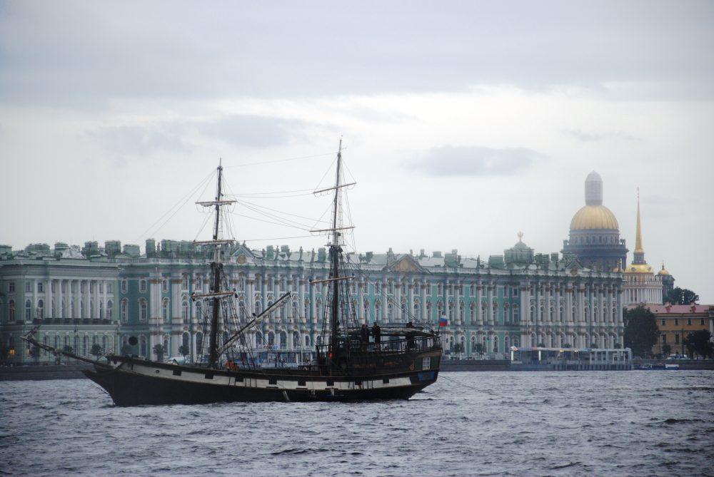 Санкт-Петербург глазами китайского студента