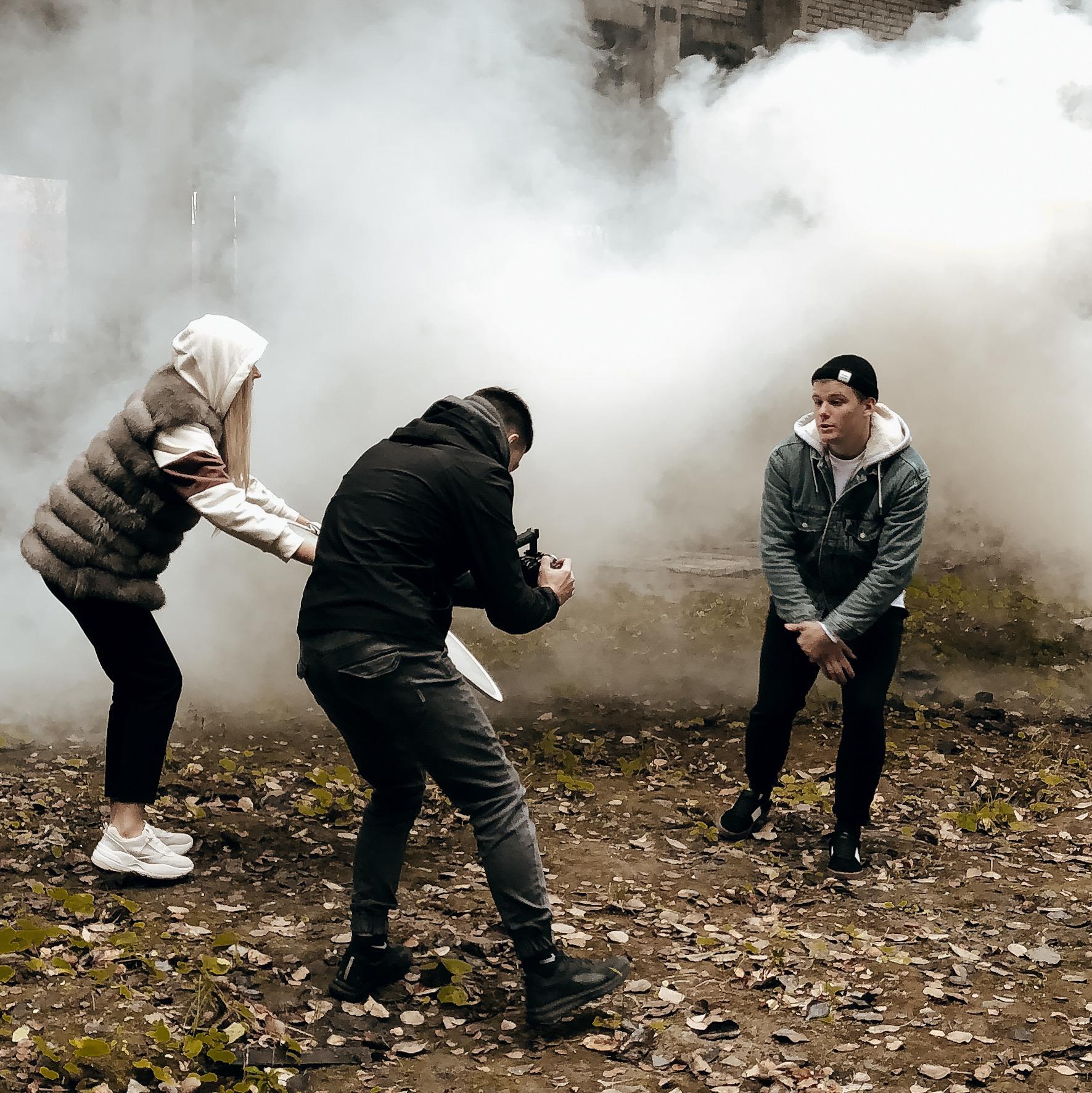 О съемке, монтаже и YouTubе: интервью с видеооператором Димой Гресевым
