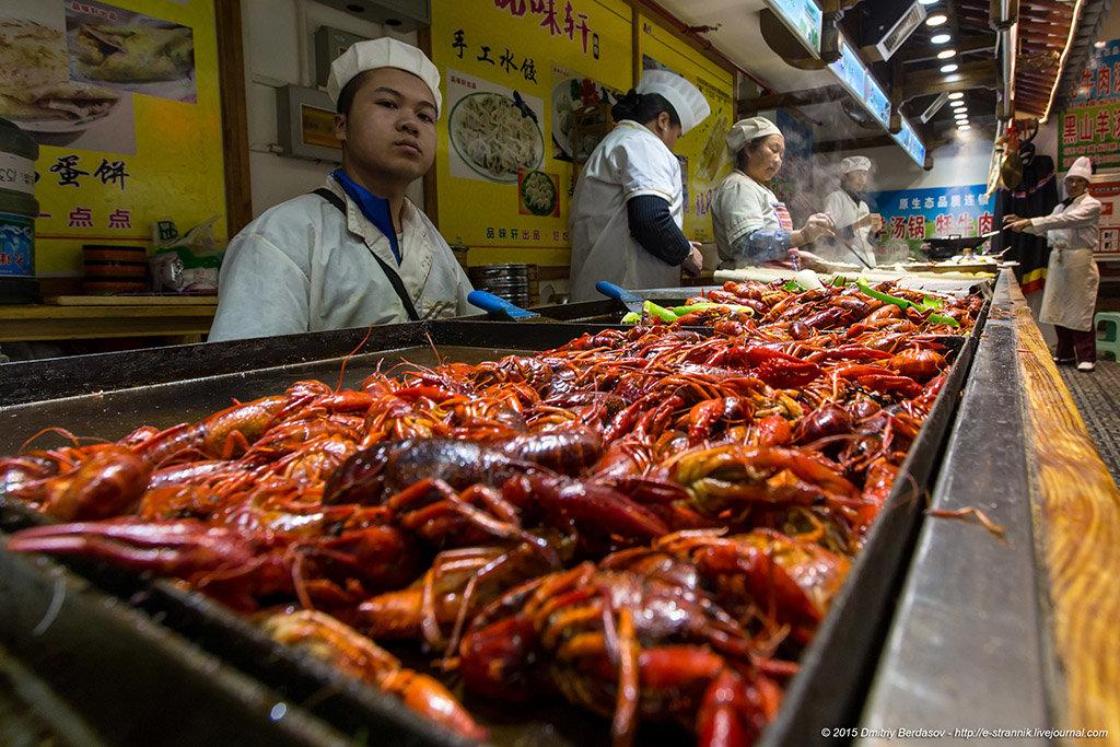 Что стоит узнать о китайской уличной еде?