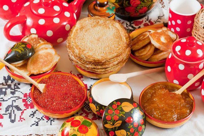 Топ 5 любимых русских блюд