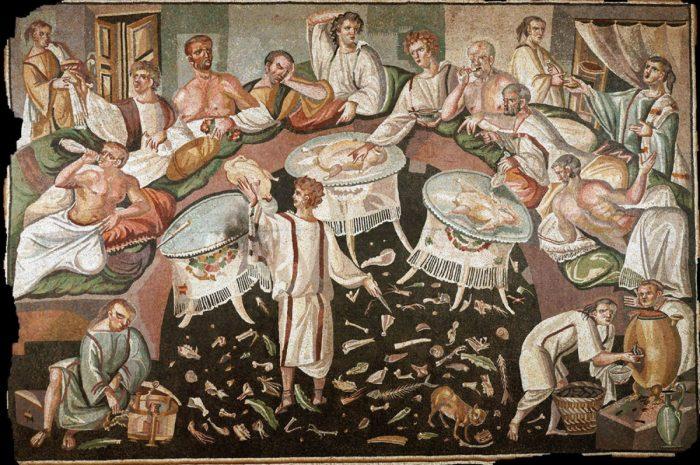 Самая древняя кулинарная книга в мире