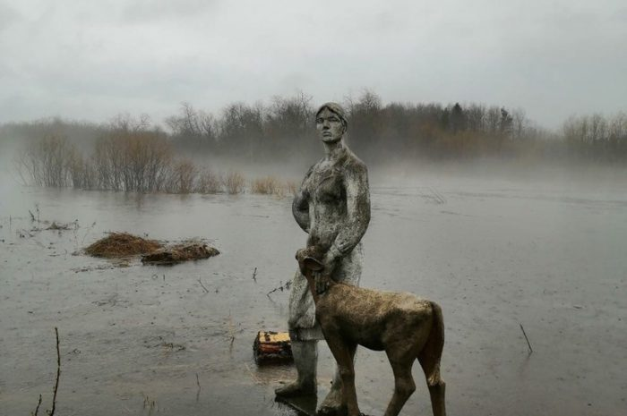 Вельская Венеция: годовщине паводка посвящается