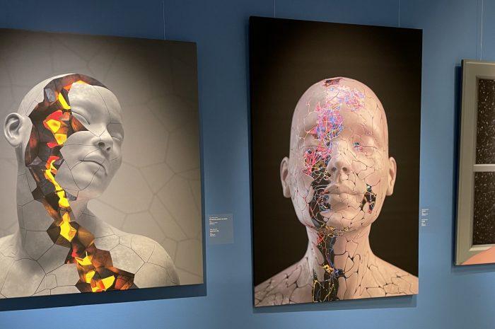Выставка «Символ бытия» в Эрарте