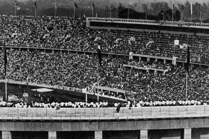 Олимпиада 1936 или Большой Обман в Берлине