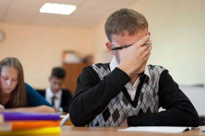 Как школа превратилась в настоящее испытание
