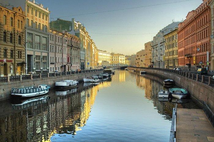 Выходные с Петербургом